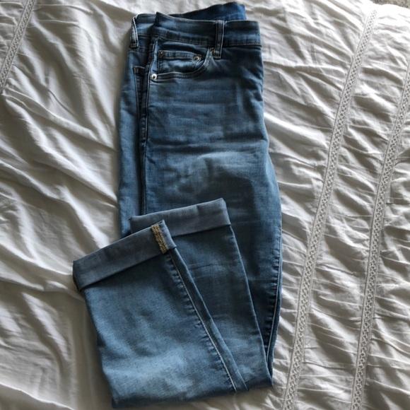GAP Denim - Gap jeans light blue cozy